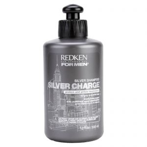 REDKEN FOR MEN SILVER CHARGE SHAMPOO 300 ML